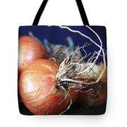 Onion Roots Tote Bag