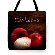 Onions II Tote Bag