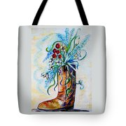 Only A Woman Tote Bag