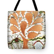 Only As Far As I Seek Can I Go Tote Bag by Nikki Smith