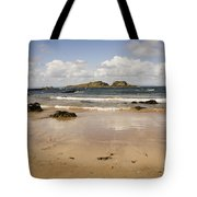 Only Clouds From Skies Tote Bag