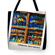Only In Cerrillos Tote Bag
