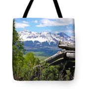 Only The Structures Crumble Tote Bag