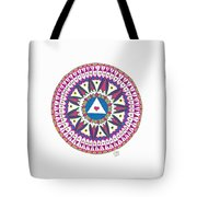 Only You Can Make Yourself Perfect Tote Bag