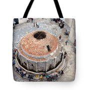 Onofrio Fountain In Dubrovnik Tote Bag