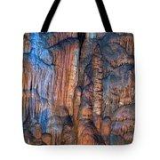 Onondaga Cave Detail Img 4270 Tote Bag