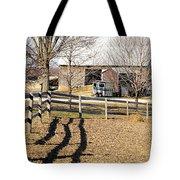 Ontario Farm Tote Bag