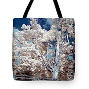 Ontario Summer Color Infrared Tote Bag