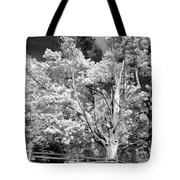 Ontario Summer Infrared Tote Bag