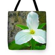 Ontario Trillium Tote Bag