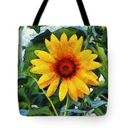 Onyx Store Sunflower Tote Bag