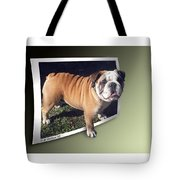 Oof Dog Tote Bag