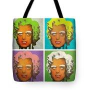 Oompa Loompa Set Of 4 Tote Bag