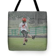 Oops Digital Art Tote Bag