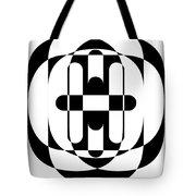Op Art 5 Tote Bag