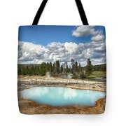Opalescence Tote Bag