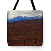 Open And Wild Tote Bag