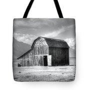Open Door Tote Bag by Kathleen Struckle