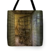 Open Flake Door Tote Bag