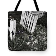 Open Gate Tote Bag