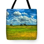Open Pastures Tote Bag