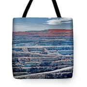 Open Pit Gold Tote Bag