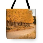 Open Road 5 Tote Bag