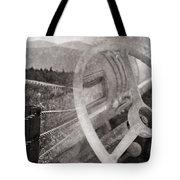 Open Road Tote Bag by Edward Fielding