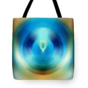 Open Spirit - Energy Art By Sharon Cummings Tote Bag