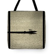 Open Waters Triptych Tote Bag
