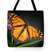 Open Wings Monarch Butterfly Tote Bag