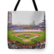 Opening Day Ceremonies Featuring Tote Bag