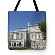 Opera And Ballet Theater Odessa Tote Bag
