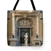 Opera De Monte-carlo Tote Bag