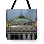 Opera Garnier Tote Bag