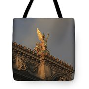 Opera Garnier In Paris France Tote Bag