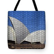 Opera House 4 Tote Bag