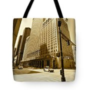 Opera Is Alive On Carol Fox Drive Tote Bag