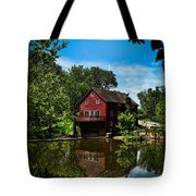 Opie's Grist Mill Tote Bag