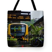 Oporto Train Station Tote Bag