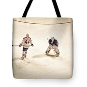 Opponents Tote Bag
