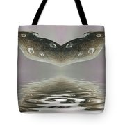 Opposing Forces Tote Bag