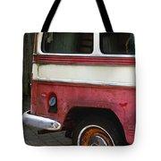 Opps Flat Tote Bag