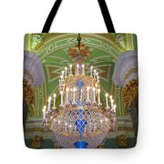 The Beauty Of St. Catherine's Palace Tote Bag