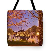 Opryland Hotel Christmas Tote Bag