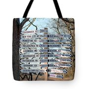 Options Tote Bag