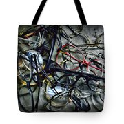 Optometrist Nightmare Tote Bag