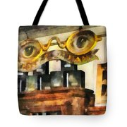 Optometrist - Spectacles Shop Tote Bag