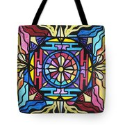 Opulence Tote Bag by Teal Eye  Print Store