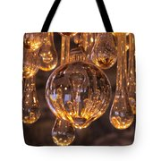 Opulent Luminescence Tote Bag
